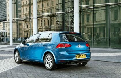 2012 Volkswagen Golf ( VII ) TDI BlueMotion - UK version 12
