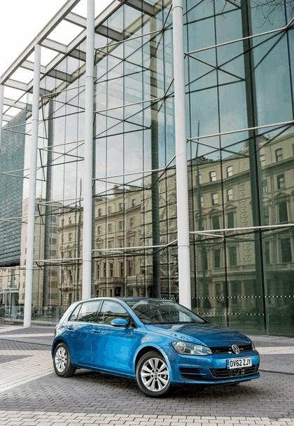 2012 Volkswagen Golf ( VII ) TDI BlueMotion - UK version 13