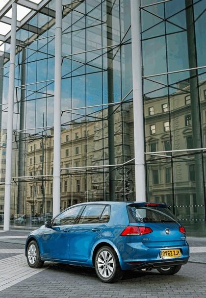2012 Volkswagen Golf ( VII ) TDI BlueMotion - UK version 14