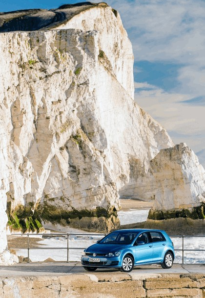 2012 Volkswagen Golf ( VII ) TDI BlueMotion - UK version 15