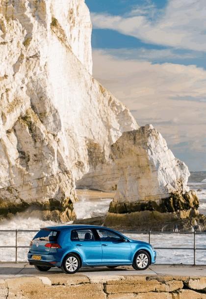 2012 Volkswagen Golf ( VII ) TDI BlueMotion - UK version 16