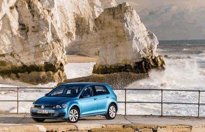 2012 Volkswagen Golf ( VII ) TDI BlueMotion - UK version 17