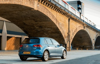 2012 Volkswagen Golf ( VII ) TDI BlueMotion - UK version 20
