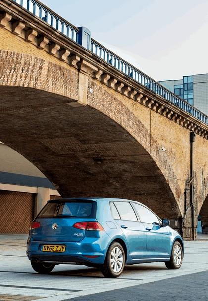 2012 Volkswagen Golf ( VII ) TDI BlueMotion - UK version 21