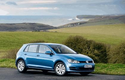 2012 Volkswagen Golf ( VII ) TDI BlueMotion - UK version 22