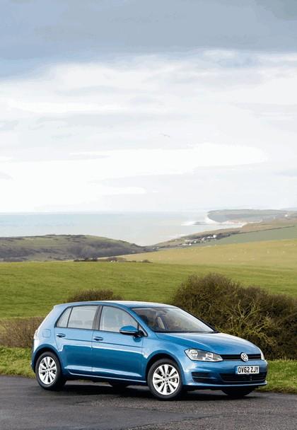 2012 Volkswagen Golf ( VII ) TDI BlueMotion - UK version 23