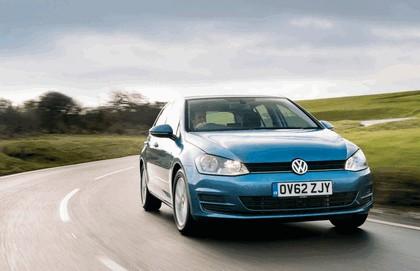2012 Volkswagen Golf ( VII ) TDI BlueMotion - UK version 25