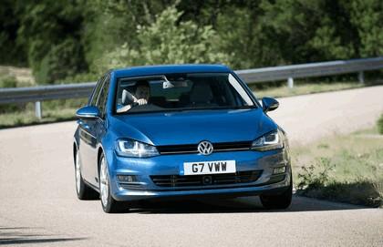 2012 Volkswagen Golf ( VII ) TDI BlueMotion - UK version 35