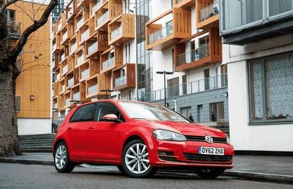 2012 Volkswagen Golf ( VII ) TDI BlueMotion - UK version 39