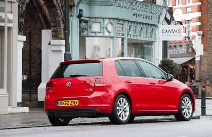 2012 Volkswagen Golf ( VII ) TDI BlueMotion - UK version 41