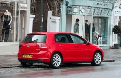 2012 Volkswagen Golf ( VII ) TDI BlueMotion - UK version 42