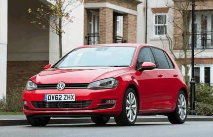 2012 Volkswagen Golf ( VII ) TDI BlueMotion - UK version 43