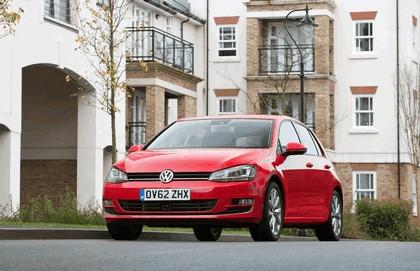 2012 Volkswagen Golf ( VII ) TDI BlueMotion - UK version 44