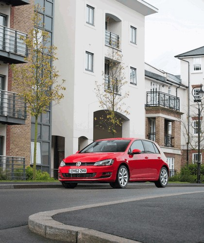 2012 Volkswagen Golf ( VII ) TDI BlueMotion - UK version 45