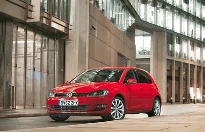 2012 Volkswagen Golf ( VII ) TDI BlueMotion - UK version 49