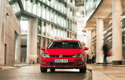 2012 Volkswagen Golf ( VII ) TDI BlueMotion - UK version 51