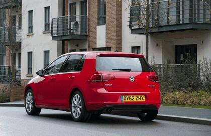 2012 Volkswagen Golf ( VII ) TDI BlueMotion - UK version 54