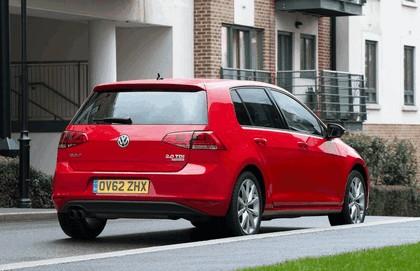 2012 Volkswagen Golf ( VII ) TDI BlueMotion - UK version 55