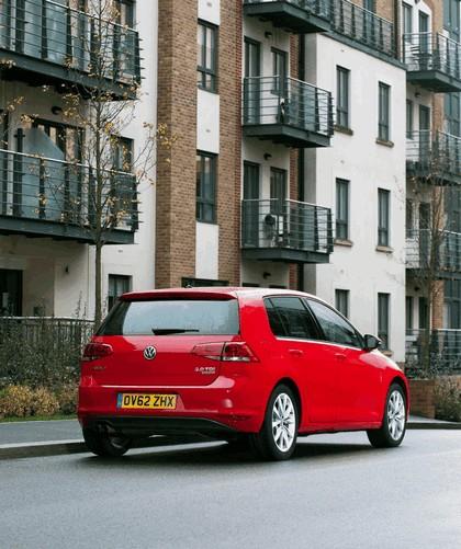 2012 Volkswagen Golf ( VII ) TDI BlueMotion - UK version 56