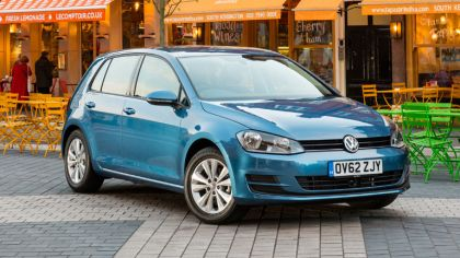 2012 Volkswagen Golf ( VII ) TDI BlueMotion - UK version 6
