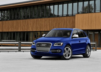 2013 Audi SQ5 TFSI - USA version 1