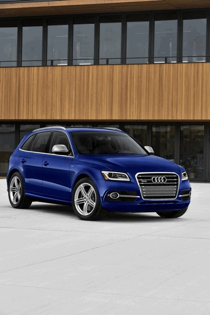 2013 Audi SQ5 TFSI - USA version 4