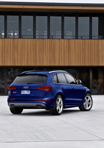 2013 Audi SQ5 TFSI - USA version 5