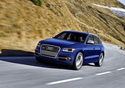 2013 Audi SQ5 TFSI - USA version 7