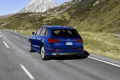 2013 Audi SQ5 TFSI - USA version 10