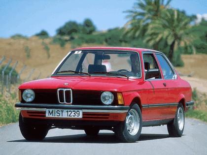 1975 BMW 316 ( E21 ) coupé 1