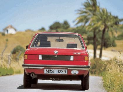 1975 BMW 316 ( E21 ) coupé 3