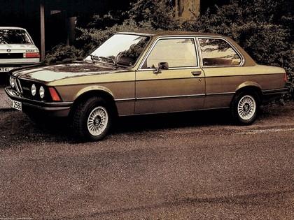1978 BMW 323i ( E21 ) coupé 2