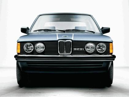 1978 BMW 323i ( E21 ) coupé 4
