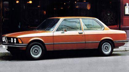 1978 BMW 323i ( E21 ) coupé 1