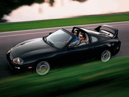 1997 Toyota Supra ( JZA80 ) sport roof 2