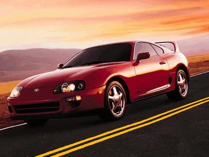 1997 Toyota Supra ( JZA80 ) sport roof 3