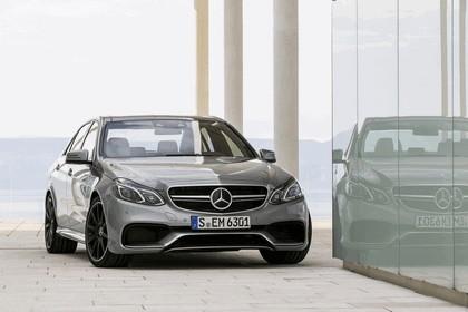 2013 Mercedes-Benz E63 ( W212 ) AMG 7