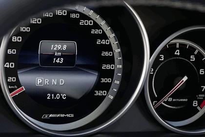 2013 Mercedes-Benz E63 ( W212 ) AMG 17