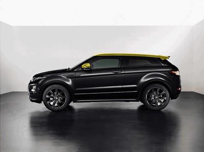 2013 Land Rover Range Rover Evoque Sicilian Yellow edition 2