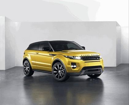2013 Land Rover Range Rover Evoque Sicilian Yellow edition 4