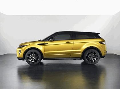 2013 Land Rover Range Rover Evoque Sicilian Yellow edition 5