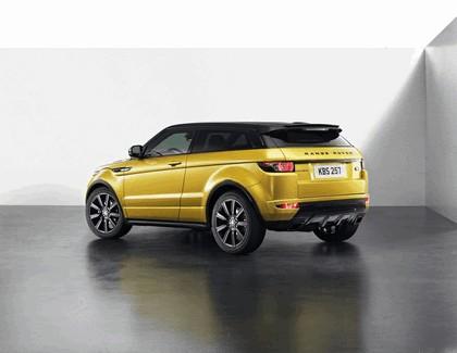 2013 Land Rover Range Rover Evoque Sicilian Yellow edition 6