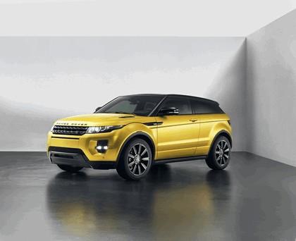 2013 Land Rover Range Rover Evoque Sicilian Yellow edition 7