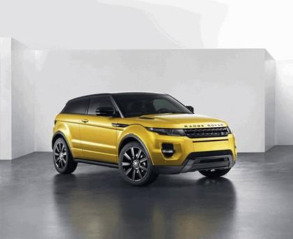 2013 Land Rover Range Rover Evoque Sicilian Yellow edition 8