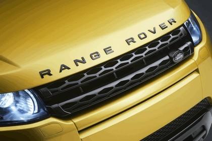2013 Land Rover Range Rover Evoque Sicilian Yellow edition 9