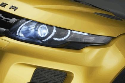 2013 Land Rover Range Rover Evoque Sicilian Yellow edition 10