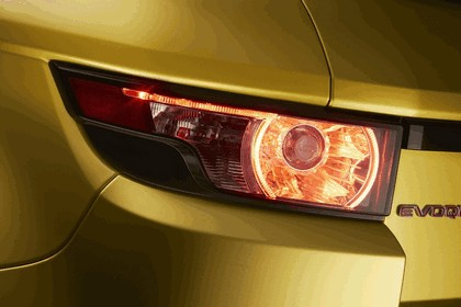 2013 Land Rover Range Rover Evoque Sicilian Yellow edition 11