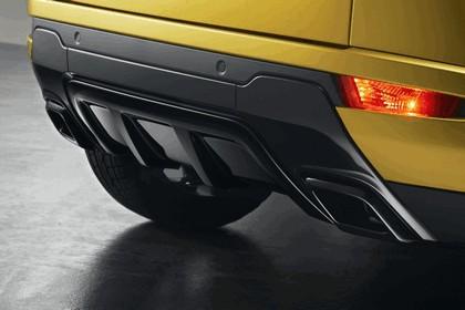 2013 Land Rover Range Rover Evoque Sicilian Yellow edition 12