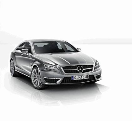 2013 Mercedes-Benz CLS63 ( C218 ) AMG 4Matic 1