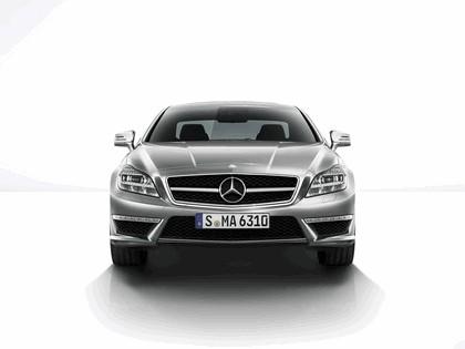 2013 Mercedes-Benz CLS63 ( C218 ) AMG 4Matic 4